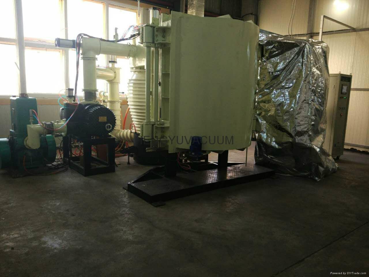 蒸發鍍膜設備 3