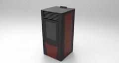 KL02 Fireplace pellet stove