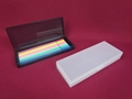 Recyclable Feature and PP Plastic Type pen box pencil box  stationery box 2