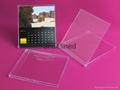 Crystal cd calendar case super clear