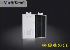 Aluminum LED Solar Stree