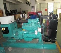 50KW Cummins Landbase Diesel Generator Set
