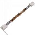 公司生產銷售的碳纖維電加熱管 2