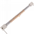 公司生產銷售的碳纖維電加熱管 5