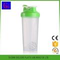 Sport shaker bottle 600ml 400ml shaker
