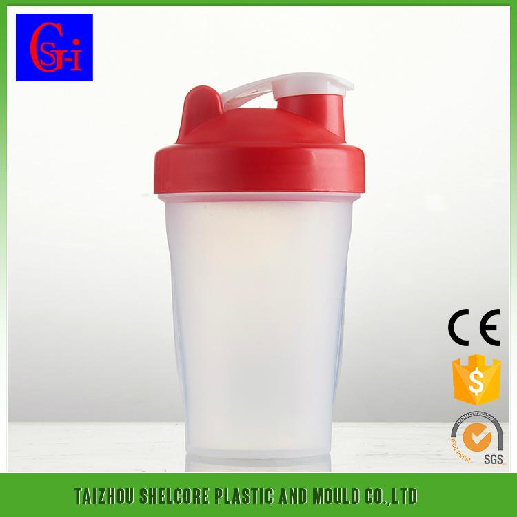 PC shaker bottle bpa free salad shaker cups factory 2