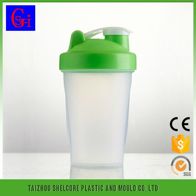 PC shaker bottle bpa free salad shaker cups factory 3