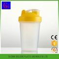 PC shaker bottle bpa free salad shaker cups factory 4