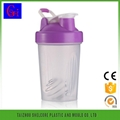 Outdoor Bpa Free Plastic Shaker Cup