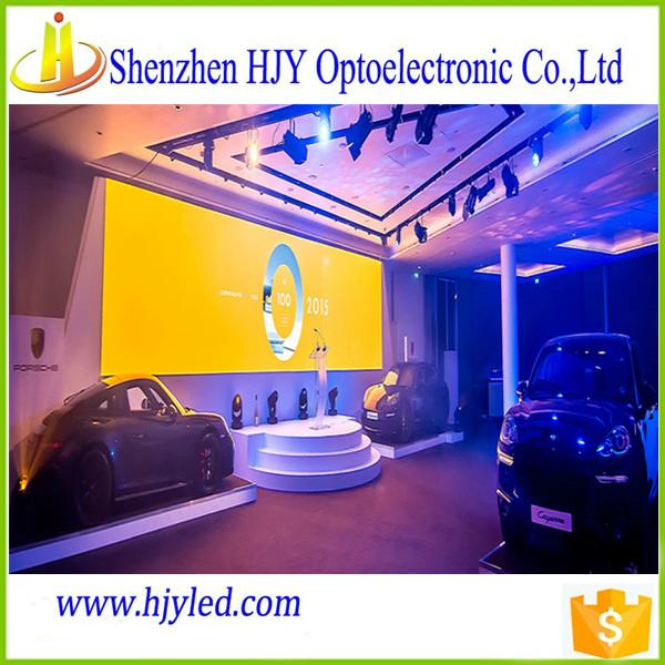 High resolution new style full color p5 indoor led display 3