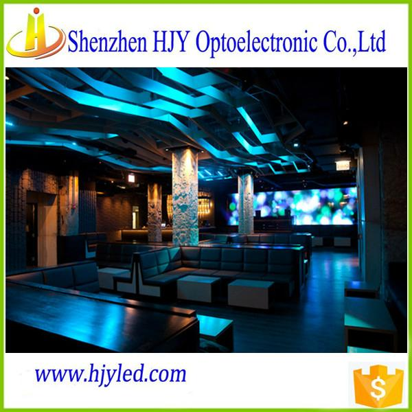 High resolution new style full color p5 indoor led display 4