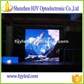 ShenZhen outdoor advertising large led tv p6 led module display 4
