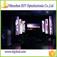 High brightness High Definition P2.5 indoor led video display