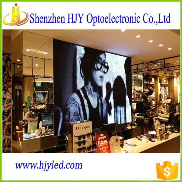 High brightness High Definition P2.5 indoor led video display 2