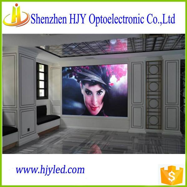 high quality full color led display china indoor led display p4 indoor led displ 1