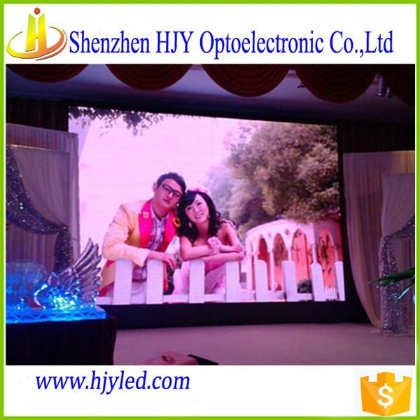high quality full color led display china indoor led display p4 indoor led displ 3