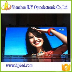 remium quality P6 indoor full color led large advertising screen display