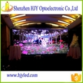 P7.62 full color indoor led display screen video wall cheap price 2