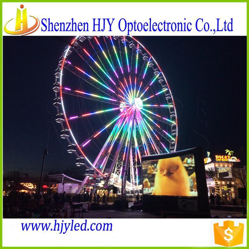 hd excellent quality p8 outdoor full color led display 3
