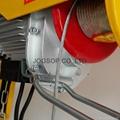 Electric mini hoist Capacity 200kg 4