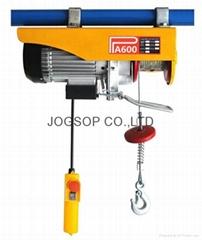 Electric Mini Hoist Capacity 300-600kg hot sale
