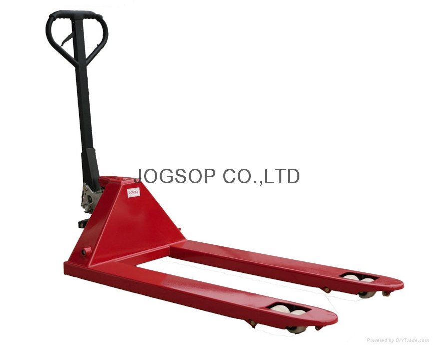 2 Ton Hand Pallet Truck Hand Pallet for Lifting Goods 1