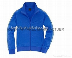 custom made brand high end sports jacket
