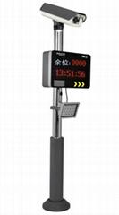 瀘州  車牌識別收費系統(AK-P810)