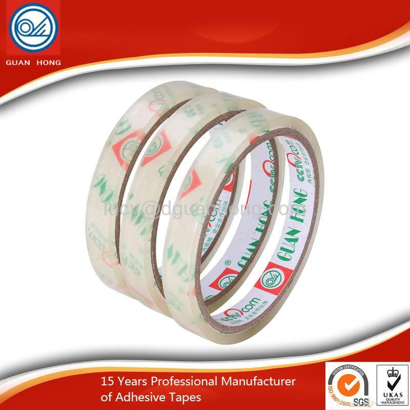 wholesale Transparent Small Tape Office Adhesive Tape 5