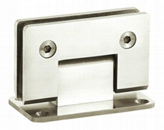 casting extra-thick glass clamp series