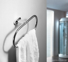 stainless  steel towel r