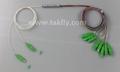 2xn Steel Type PLC Splitter