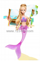 Hot Sell HS Group HaS Barbie Mermaid Barbie sets