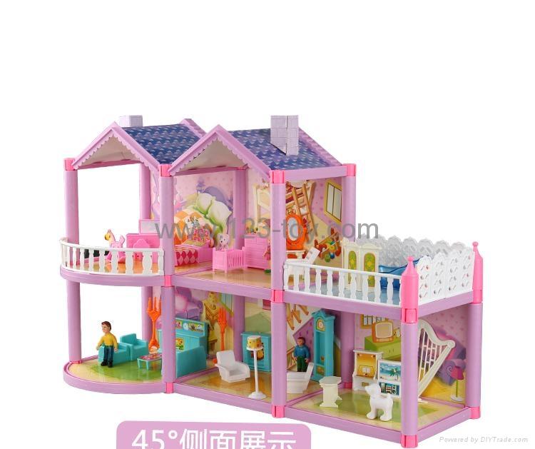 Hot Sell HS Group HaS Barbie Mermaid Barbie sets 2