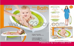 hot sell HS Group HaS baby infant fold bath tub pool