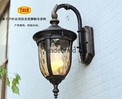 歐式戶外庭院燈吊燈壁燈柱頭燈草坪燈