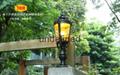歐式戶外庭院燈吊燈壁燈柱頭燈草坪燈 4