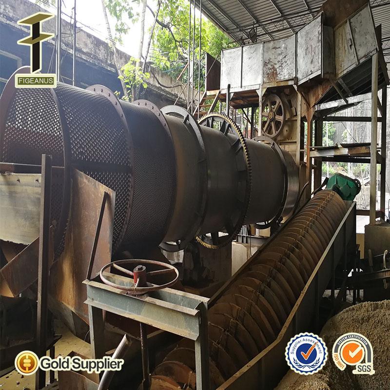 API Grade Lower Level Barite Lumps for Oil Drilling Purpose 3