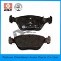 low Metal brake pads for xFiat