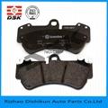 D1006-7909 Low Metal auto parts car brake pad 1