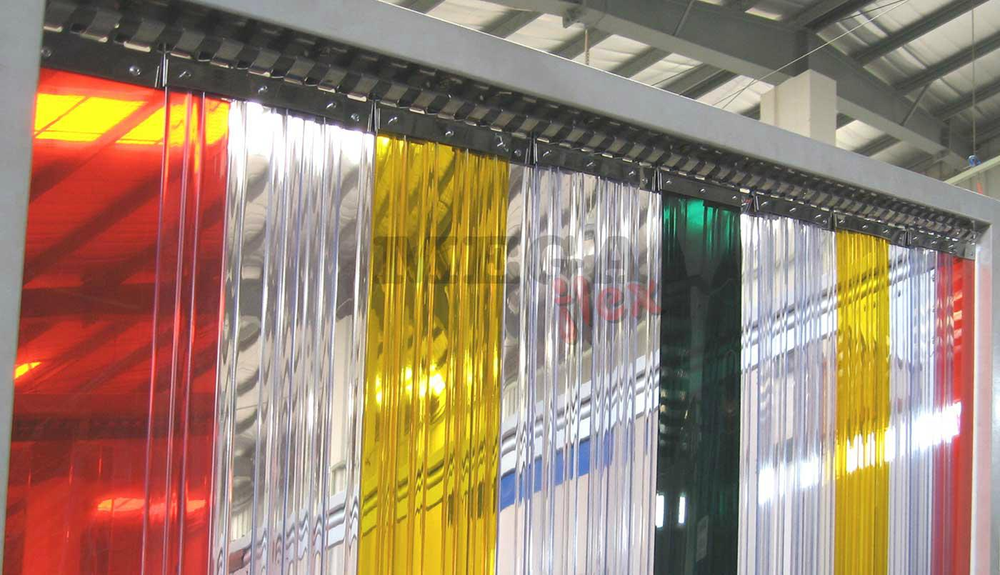 Anti-insect pvc strip curtain 2