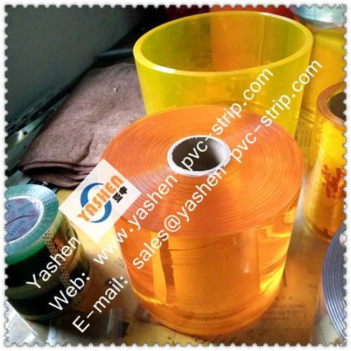 Anti-insect pvc strip yashen company 2