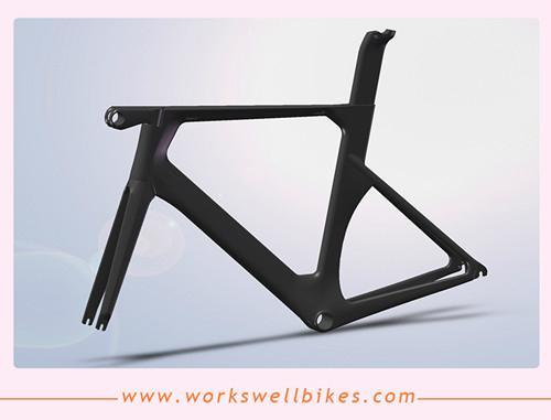 2017 OEM New  AERO carbon road bike frame carbon frame 1