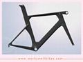 2017 OEM New  AERO carbon road bike frame carbon frame 2