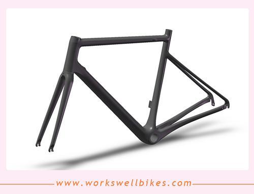 2017 latest design aero OEM China Carbon Frame Endurance Road Bike frame 1