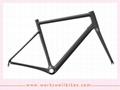 2017 latest design aero OEM China Carbon Frame Endurance Road Bike frame 2
