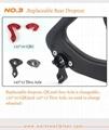 2017 New Toray Carbon Fiber 29ER Carbon Mountain MTB Bicycle Frame PF30 5