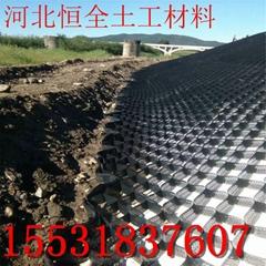 富阳市土工格室100-600直销机场公路专用