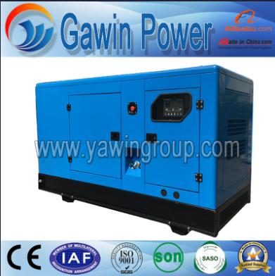 150kw Sound Proof Diesel Power Generator Sets 1