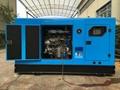 150kw Sound Proof Diesel Power Generator Sets 3